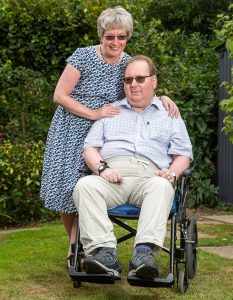 wheelchair user falls accessible home moving house