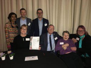 tony hall bdaa bristol dementia action alliance voscurs award