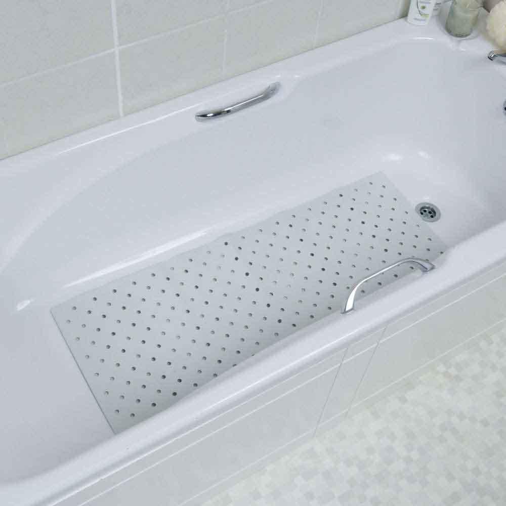 disabled older person bath mat